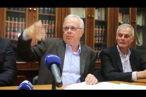ArgolidaPortal.gr Άργος-ο Υπουργός Β. Αποστόλου για τα έργα του αναβάλου στην Αργολίδα