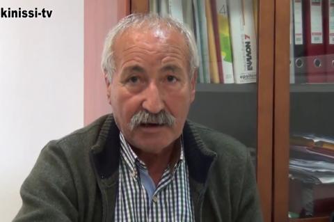 ArgolidaPortal.gr Άργος- Αντιδήμαρχος Π.Δούρος για αποζημιώσεις από την χαλαζόπτωση
