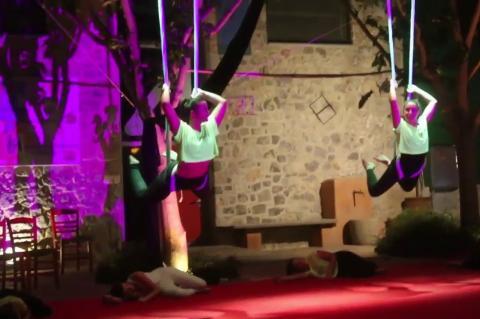 ArgolidaPortal.gr Οι Ιπτάμενοι στο φεστιβάλ «δρόμοι πολιτισμού Αργολίδας»