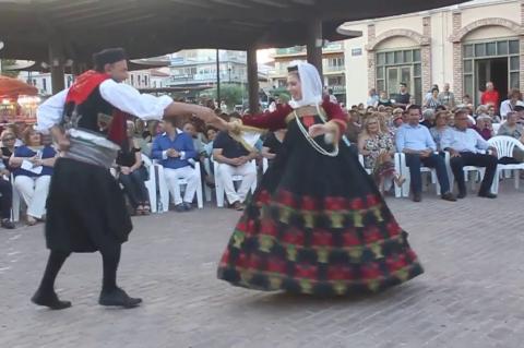 """ArgolidaPortal.gr Άργος-Εκδήλωση το έθιμο του """"Αη Γιάννη του Κλήδονα ή Ριζικάρη"""""""