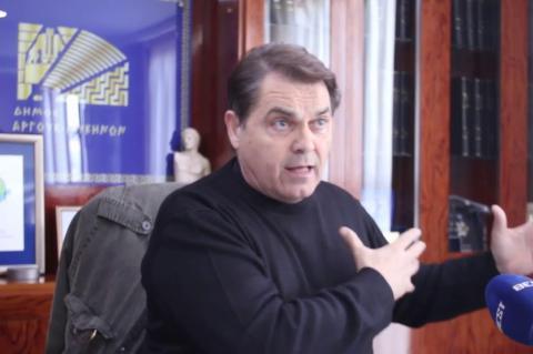 ArgolidaPortal.gr ΄Αργος-ο Δήμαρχος Δ. Καμπόσος απαντά στην Αντιπολίτευση για το Σκοπιανό