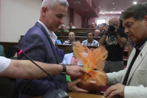 ArgolidaPortal.gr ΑΡΓΟΣ-Τουρκική αντιπροσωπεία από το Γκέμλικ στον Δήμαρχο Άργους Μυκηνών