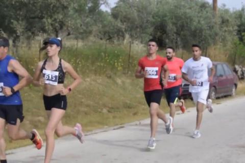 ArgolidaPortal.gr Άργος - Αγώνας 5χλμ Λόφου Ασπίδας - Δειράδας 2018