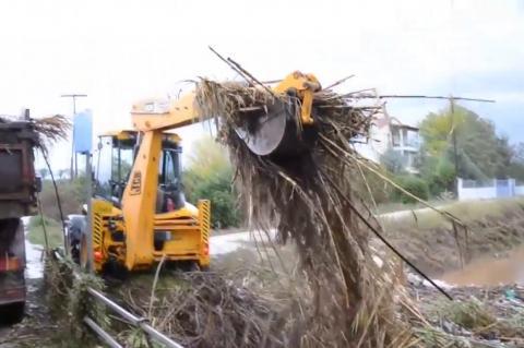 ArgolidaPortal.gr Αργολίδα-Πλημμύρισαν τα χωριά Πανάριτη και Αργολικό-Δήμος Ναυπλιέων