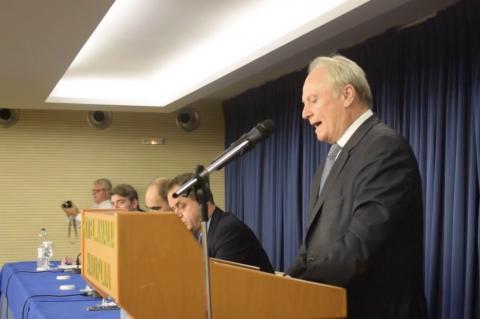 ArgolidaPortal.gr ΝΟΔΕ Αργολίδας παρουσίαση υποψήφιου περιφερειάρχη Πελοποννήσου Παναγιώτη Νίκα