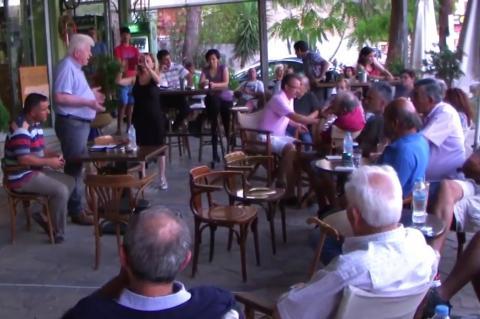 ArgolidaPortal.gr Αργολίδα-Συγκέντρωση στα Φίχτια για ιδιωτικοποίηση Ανάβαλου-Λαϊκή Συσπείρωση