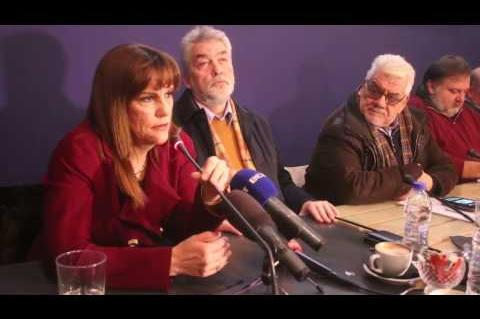 ArgolidaPortal.gr Ελένη Παναγιωτοπούλου συνέντευξη για την παρουσίαση των έργων στην Αργολίδα
