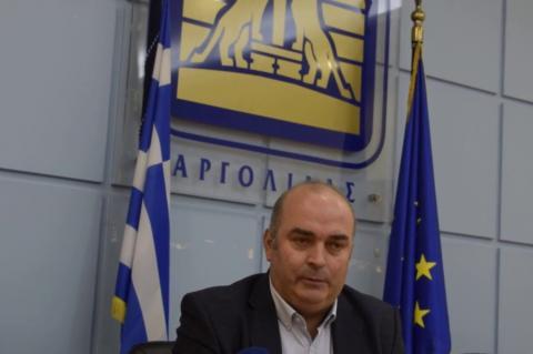 ArgolidaPortal.gr  Β. Σιδέρης νέος Θεματικός Αντιπεριφερειάρχη Πελοποννήσου