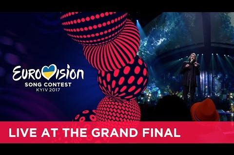 Salvador Sobral - Amar Pelos Dois (Portugal) LIVE at the 2017 Eurovision Song Contest