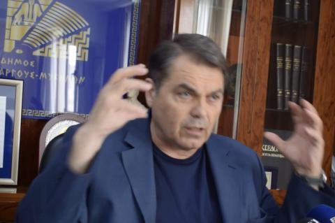 ArgolidaPortal.gr Άργος Συνέντευξη του Δημάρχου Δ. Καμπόσου για το Ιστορικό Ελληνικό Πάρκο