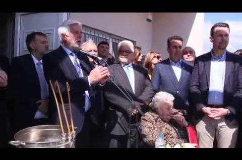 ArgolidaPortal.gr Αργολίδα - Εγκαινίασε το ΚΔΑΠμεΑ στην Πυργέλα ο Τατούλης