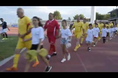 ArgolidaPortal.gr Άργος - Αγώνας παλαιμάχων στη μνήμη του Γιώργου Παναγή