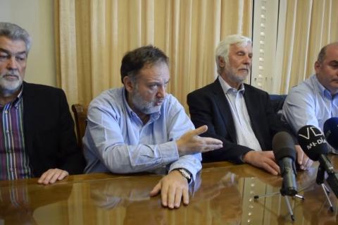 ArgolidaPortal.gr Ναύπλιο  Χειβιδόπουλος -Τατούλης για τα έργα στην Αργολίδα