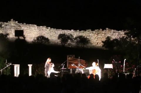 ArgolidaPortal.gr Μυκήνες-Ελληνογερμανική συναυλία  «Το κλασικό συναντά την αρχαιότητα»