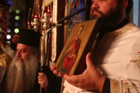 ArgolidaPortal.gr Εορτασμός του Αγίου Παντελεήμονα στις Μυκήνες