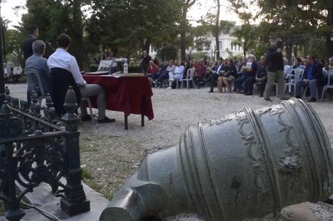 ArgolidaPortal.gr Ναύπλιο - Διαβούλευση για το Πάρκο Κολοκοτρώνη