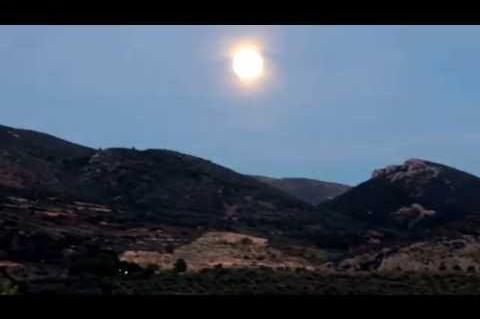 ArgolidaPortal.gr Αργολίδα Υπερπανσέληνος-Η μεγαλύτερη πανσέληνος των τελευταίων 70 ετών