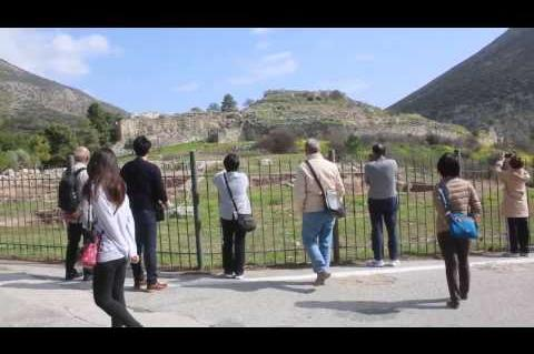 ArgolidaPortal.gr Μυκήνες-Κλειστός ο αρχαιολογικός χώρος των Μυκηνών-Απεργία Αρχαιοφυλάκων