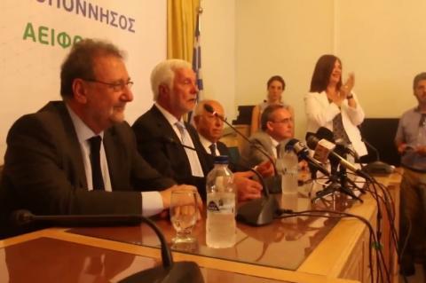 ArgolidaPortal.gr Πιτσιόρλας-Τατούλης Υπεγράφη η σύμβαση ΣΔΙΤ για τη διαχείριση απορριμμάτων
