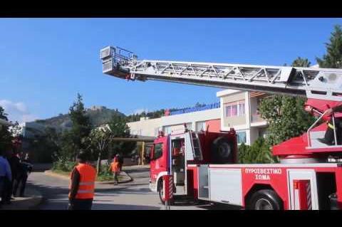 ArgolidaPortal.gr Άσκηση στο Νοσοκομείο του Άργους