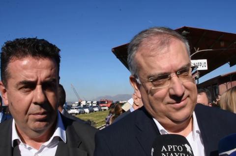 ArgolidaPortal.gr  Ναύπλιο: Δήλωση ΥΠΕΣ Τ. Θεοδωρικάκου για το Κέντρο Ανταποδοτικής Ανακύκλωσης