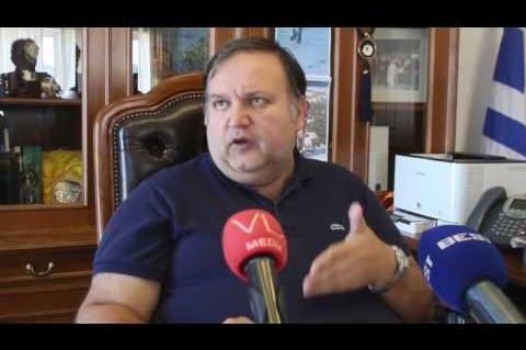 ArgolidaPortal.gr ο Τ. Χειβιδόπουλος απαντά στον δήμαρχο Δ. Καμπόσο για τα απορρίμματα και έργα