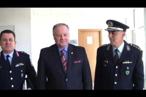 ArgolidaPortal.gr Ο Αρχηγός της Ελληνικής Αστυνομίας Κ.Τσουβάλας στο Ναύπλιο