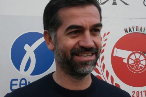 ArgolidaPortal.gr Γ Εθνική - Δήλωση προπονητής Τ .Κίκιλης, Ναύπλιο 2017 - ΑΟ Διαβολιτσίου 1-0