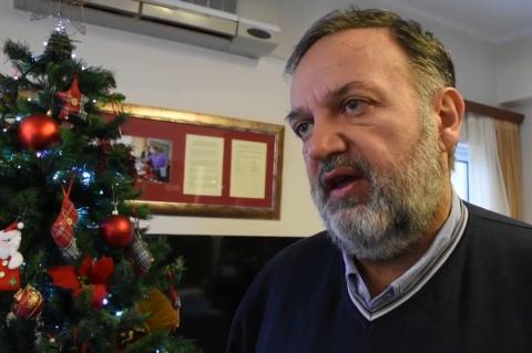 ArgolidaPortal.gr Πρωτοχρονιάτικο μήνυμα  του αντιπεριφερειάρχη Αργολίδας Τάσσου Χειβιδόπουλου