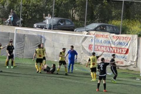 ArgolidaPortal.gr ΕΝΩΣΗ ΛΕΡΝΑΣ - ΠΑΝΑΣΙΝΑΪΚΟΣ 3-1