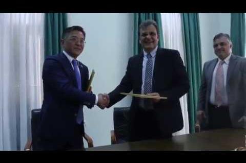 ArgolidaPortal.gr Επιμελητήριο Αργολίδας συνεργασία με Κινέζικο Επιμελητήριο της πόλης Huzhou