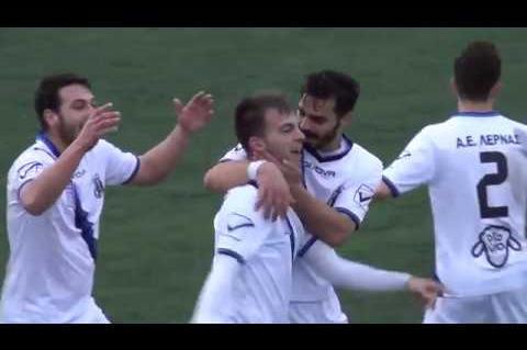 ArgolidaPortal.gr Γ Εθνική  Ένωση Λέρνας - Παναρκαδικός 3-0, γκολ και δηλώσεις προπονητών