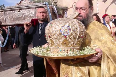 ArgolidaPortal.gr Άργος - Εορτασμός της Ανακομιδής των Ιερών Λειψάνων του Αγίου Πέτρου