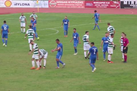 ArgolidaPortal.gr  Γ  Εθνική - Παναργειακός - ΑΟ Υπάτου 2-1