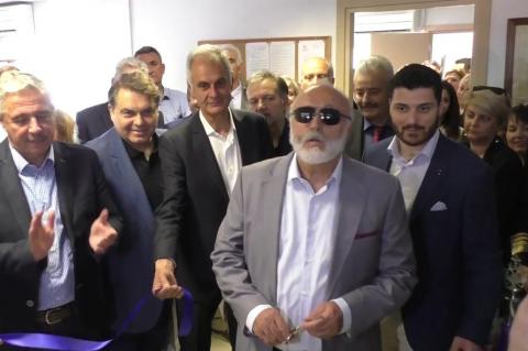 ArgolidaPortal.gr Ναύπλιο - Εγκαινιάστηκε το νέο κτίριο του Λιμεναρχείου Ναυπλίου