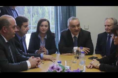 ArgolidaPortal.gr Ναύπλιο-Ο Ευρωβουλευτής Μανώλης Κεφαλογιάννης στη ΝΟΔΕ Αργολίδας