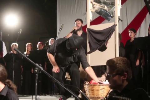 ArgolidaPortal.gr «Το μεγάλο μας τσίρκο» στο Φεστιβάλ «Δρόμοι Πολιτισμού Αργολίδας»