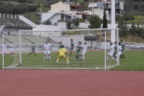 ArgolidaPortal.gr Παναργειακός-Ταμυναϊκός 2-1