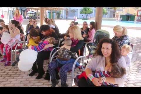 ArgolidaPortal.gr ΑΡΓΟΣ-Μητέρες θήλασαν τα παιδιά τους γιορτάζοντας την Παγκόσμια  Εβδομάδα Θηλασμού