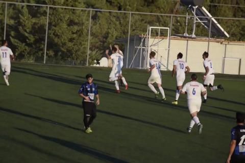 ArgolidaPortal.gr Κύπελλο Αργολίδας  Ερμής Κιβερίου - Αργοναύτης 0-1