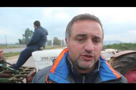 ArgolidaPortal.grΑΡΓΟΣ-Αγρότες-Αποκλεισμός του κόμβου Ινάχου στην Αργολίδα