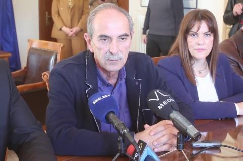ArgolidaPortal.gr Δήμαρχος Ερμιονίδας Δ. Σφυρής υπογραφή Κέντρου Κοινότητας