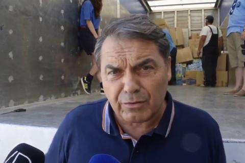 ArgolidaPortal.gr Καμπόσος: ο Δήμος Άργους Μυκηνών αλληλέγγυος στους πυρόπληκτους της Αττικής