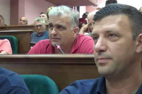 ArgolidaPortal.gr Άργος - Δημοτικό Συμβούλιο ψήφισμα για Μακεδονία - Δήμαρχος Καμπόσος