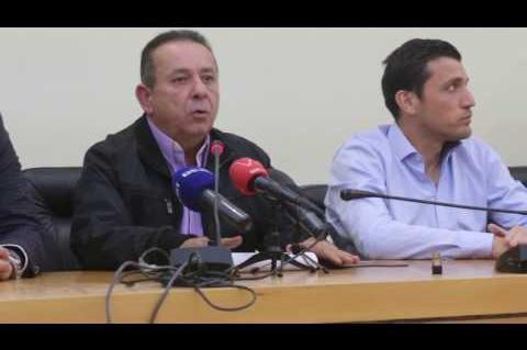 ArgolidaPortal.gr Συνέντευξη Φιλανθρωπικός αγώνας Εθνική Ενόπλων Δυνάμεων-Εθνικός Τολού