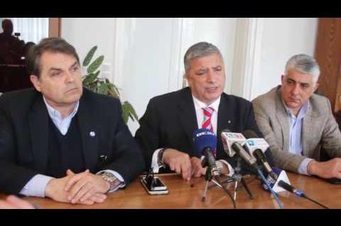 ArgolidaPortal.gr Πατούλης από Τρίπολη: Δεν θέλουμε άλλο εμπαιγμό-ΠΕΔ Πελοπόννησος