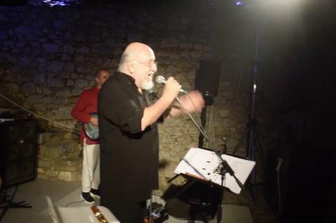 ArgolidaPortal.gr ΝΑΥΠΛΙΟ- ΣΥΝΑΥΛΙΑ ΔΙΟΝΥΣΗ ΣΑΒΒΟΠΟΥΛΟΥ ΣΤΟ ΠΑΛΑΜΗΔΙ