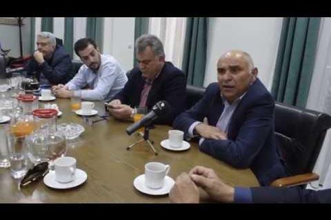 ArgolidaPortal.gr Περιοδεία Γιάννη Μπουντρούκα στην Αργολίδα