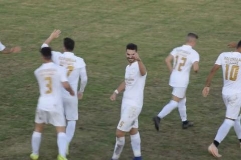 ArgolidaPortal.gr Κύπελλο Αργολίδας Αργοναύτης - Κορωνίδα Κοιλάδας 1-3 παρ.