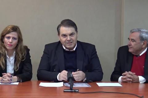 Ανακοίνωση της υποψηφιότητας του κ. Πραξιτέλους και της κας. Ντούλια στην «Αλλαγή Πορείας»